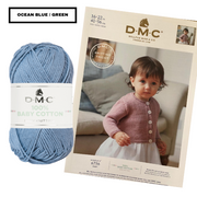 Children's Classic Cardigan Project Pack (Includes Yarn + FREE Pattern)