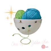 Once Upon a star Yarn Bowl