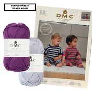 DMC Baby knitted all in one project pack
