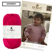 Children's Star Jumper / Sweater Project Pack  (Includes Yarn + FREE Pattern)
