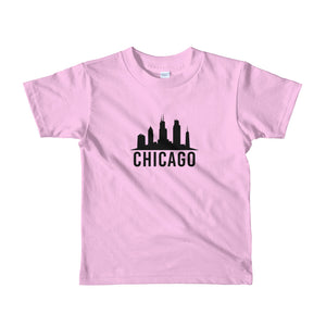 Chicago Kids T-Shirt Epic Skyline