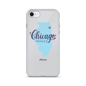 Chicago iPhone Case Illinois