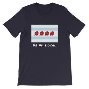 Chicago T-Shirt Drink Local