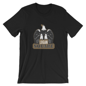 Logan Square T-Shirt Chicago