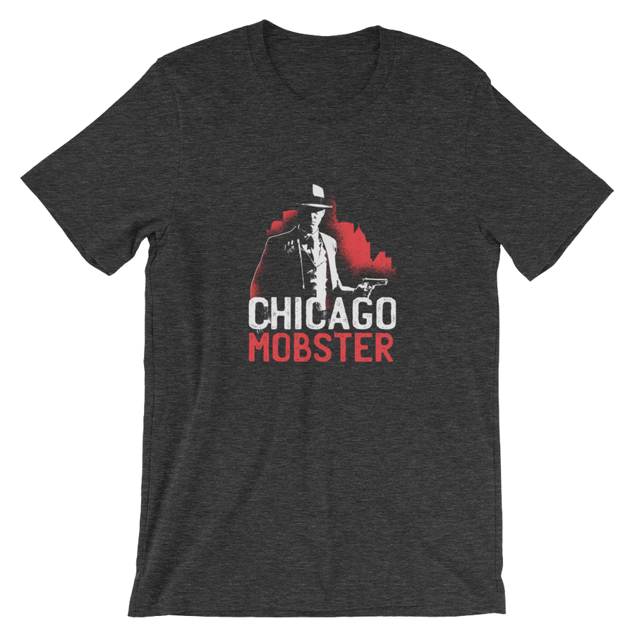 Chicago T-Shirt Mobster
