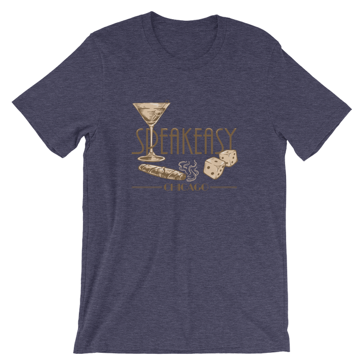 Chicago T-Shirt Speakeasy