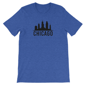 Chicago T-Shirt Epic Skyline