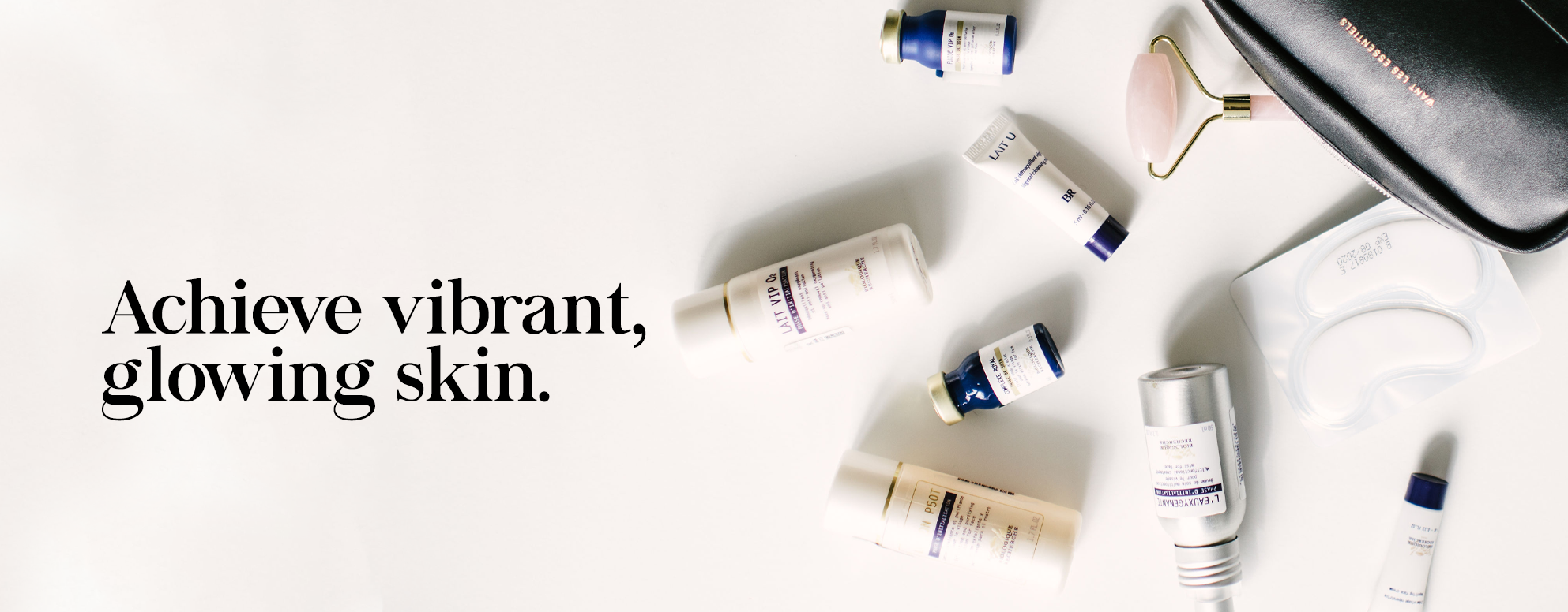 Achieve vibrant, glowing skin.