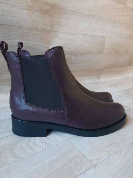 Botte Bordeaux 104 S Cuir