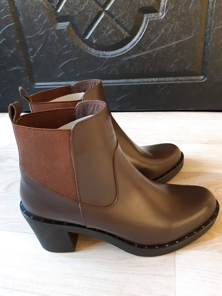 Botte Marron 764 Cuir A