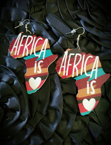 My Heart Belongs To Africa