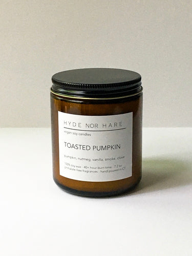 TOASTED PUMPKIN
