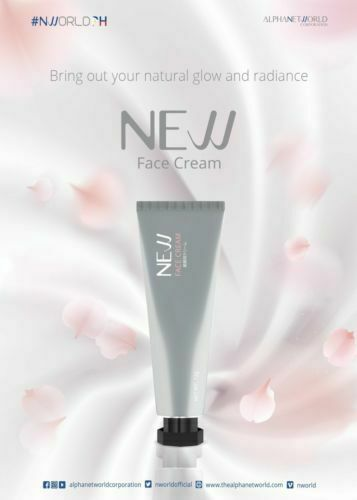NEW FACE CREAM 12g - nworldsandiego