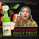 Skin Magical Apple Cider Daily Fruit Foaming Wash with Instant Whitening 100ml