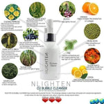 Nlighten 02 Bubble Cleanser - nworldsandiego
