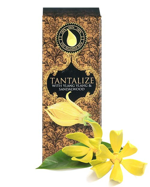 Essential Oils – Tantalize