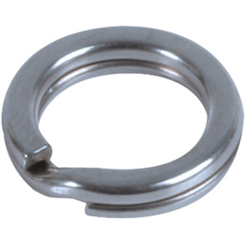 BFT Splitring, Stainless X-Heavy 5-pack