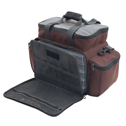 W3 Vertical Master Bag - Grizzly Brown/Black