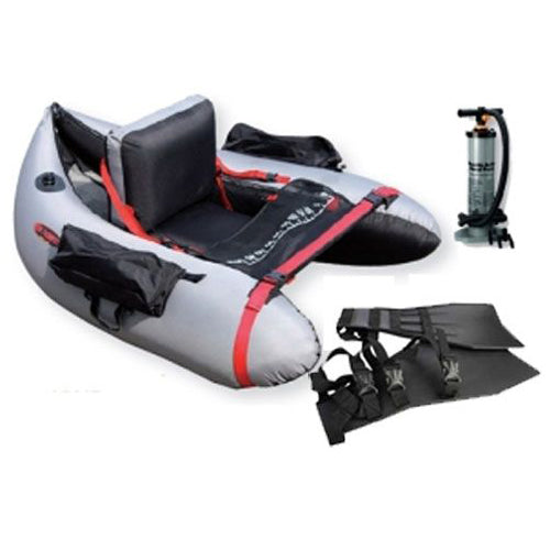 Max Float Belly Boat paket