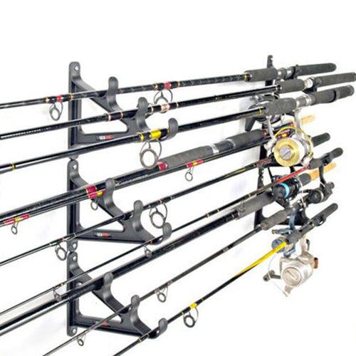 Rod Rack Horizontal (3 spön)