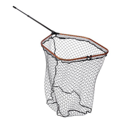 Savage Gear Pro Tele Folding Net Rubber X-Large Mesh - stl. XL