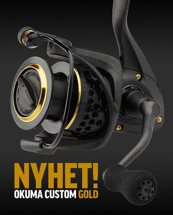 Okuma Custom Gold - G 2500