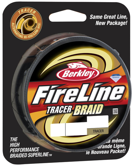 Linor - Fireline Tracer Braid