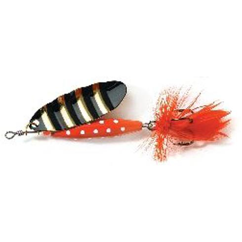 Spinnare & Spinnerbait - Reflex Red - 7 G, 12 G, 18 G