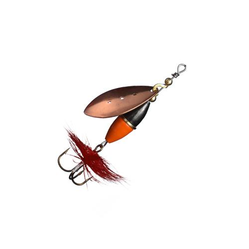 Spinnare & Spinnerbait - Wipp Orange/Svart