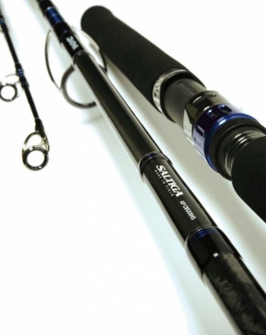 Spön - Daiwa Saltiga Airportable 8'5 3Pc 50-160g