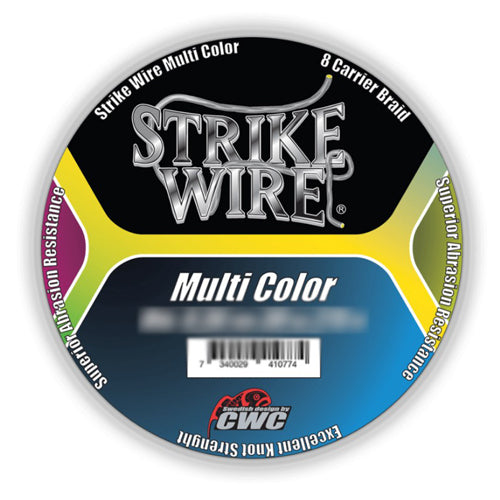 Strike Wire Multicolor 275m