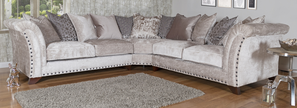 Murano Fabric Sofa Collection