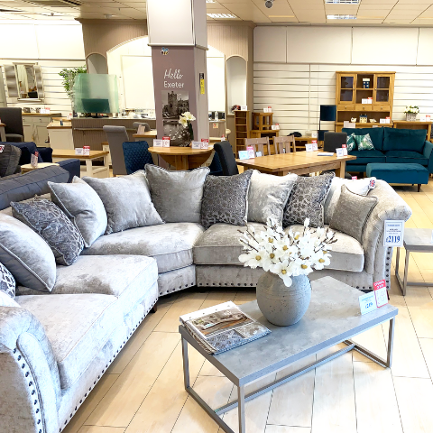 Inspired Rooms Furniture Superstore Exeter