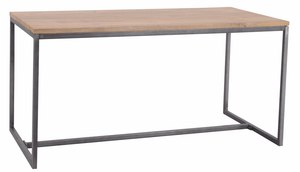 1.35 Solid Mango Dining Table - inspired-room.myshopify.com