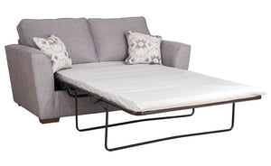 Anastasia 140cm Sofa Bed With Deluxe Mattress