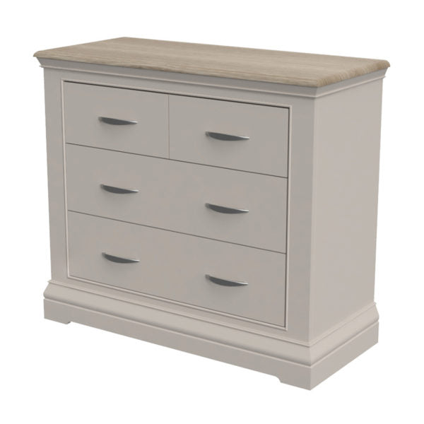 2 + 2 Chest of Drawers