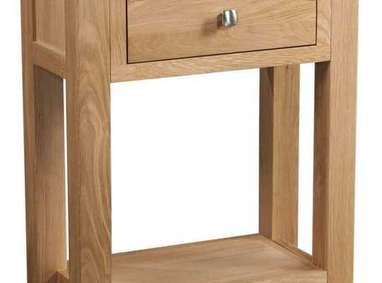One Drawer Console Table - Inspired Rooms Furniture Superstore