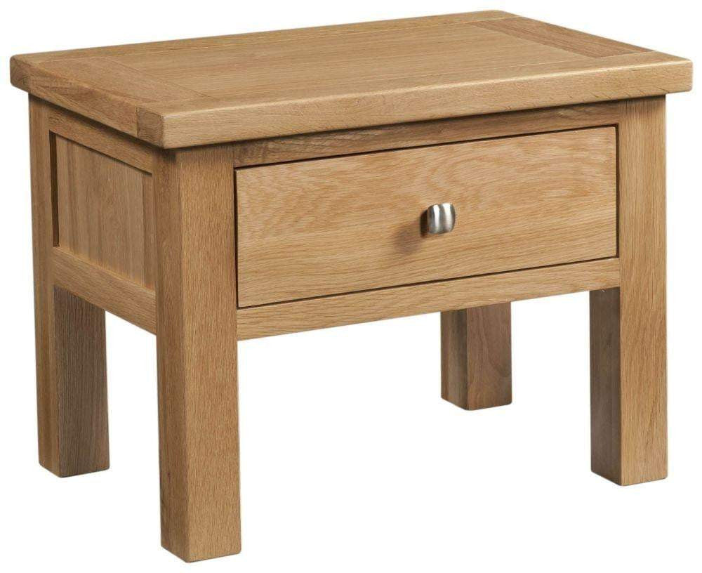 Side Table with Drawer - Inspired Rooms Furniture Superstore