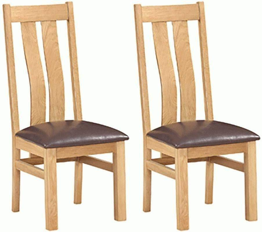Twin Slate Dining Chair