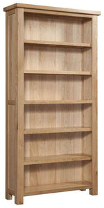 Tall Bookcase 6' - Inspired Rooms Furniture Superstore