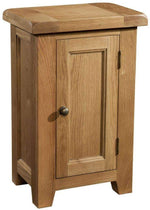 1 Door Cabinet in Trafalgar Oak