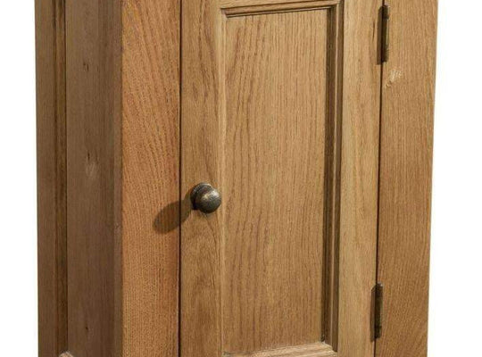 1 Door Cabinet in Trafalgar Oak - Inspired Rooms