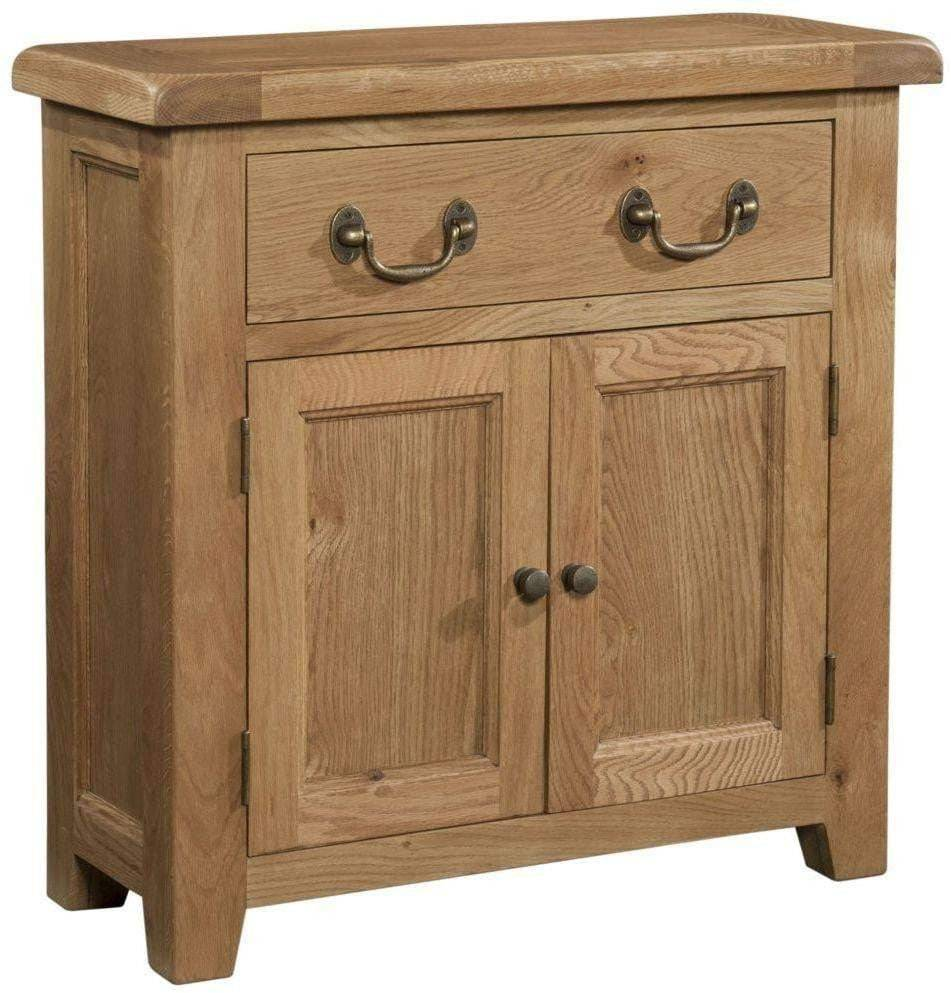 Trafalgar Oak Small Sideboard