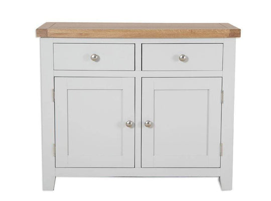 Havana French Grey 2 Door Sideboard - Inspired Rooms Furniture Superstore