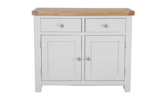 Havana French Grey 2 Door Sideboard - inspired-room.myshopify.com