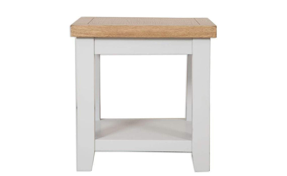 Havana French Grey Lamp Table