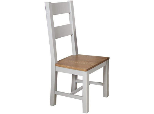 Havana French Grey Dining Chair - Inspired Rooms Furniture Superstore