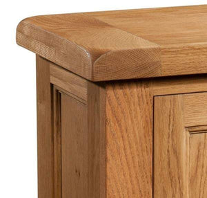 2 Door Cabinet in Trafalgar Oak - inspired-room.myshopify.com