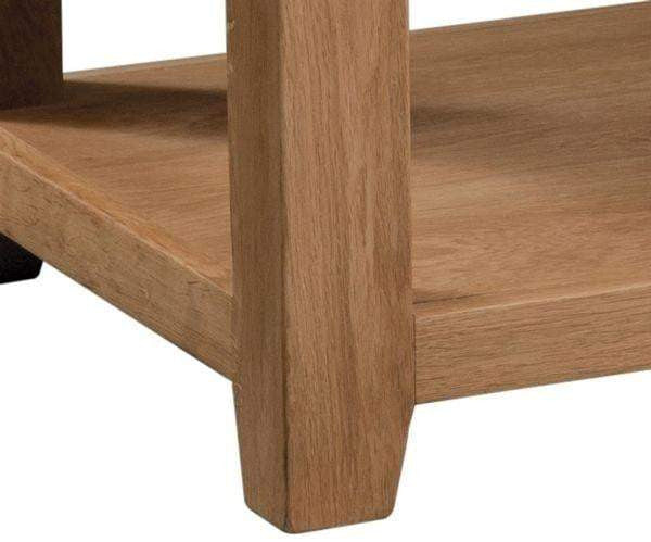 Load image into Gallery viewer, Trafalgar Oak Large Coffee Table - inspired-room.myshopify.com