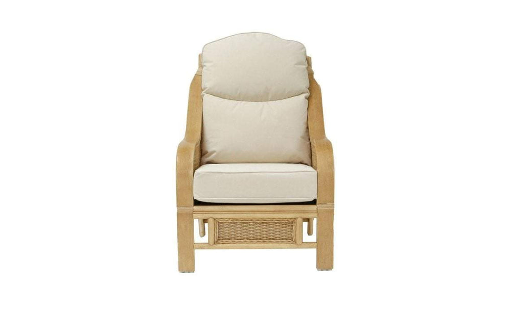 Heathfield Lounging Chair in Natural Wash